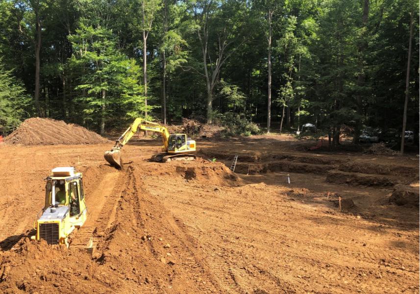Excavation Contractors Near Cleveland   Sitework ...